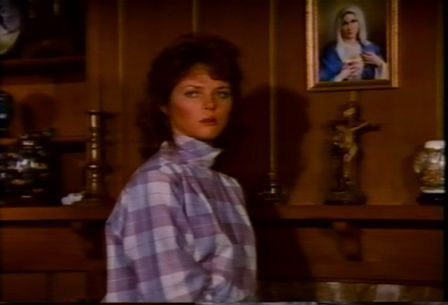 Melissa Sue Anderson as Elizabeth at her mother's home