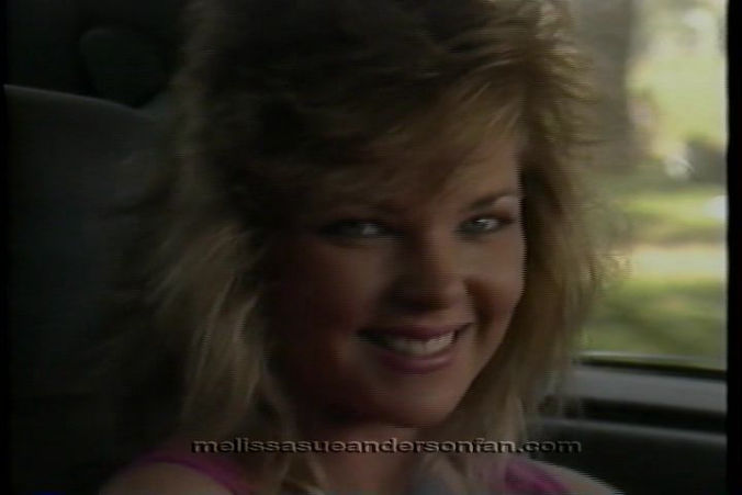 Melissa Sue Anderson on Buckle Up PSA