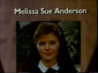 Melissa Sue Anderson on opening of Glitter